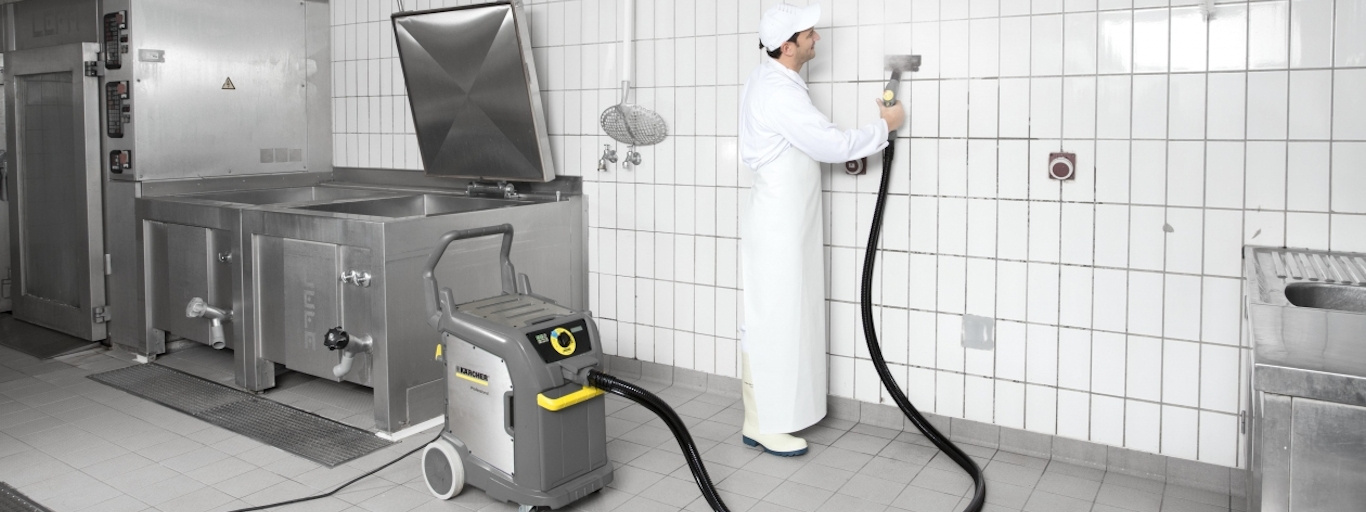 Commercial Steam Cleaner Hire