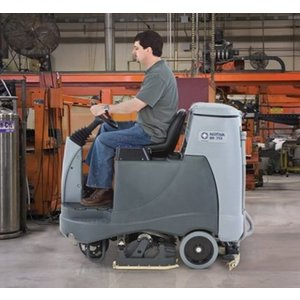 Nilfisk Small Ride-on Scrubber Dryer (BR755)