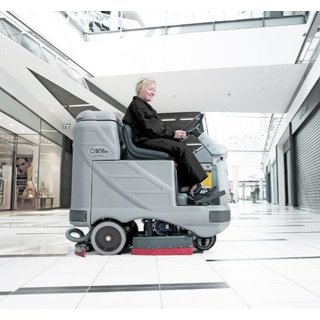 Nilfisk Medium Ride-on Scrubber Dryer (BR850S)