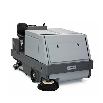 Nilfisk CR1500 Combined Sweeper / Scrubber Dryer (LPG/Diesel) Hire