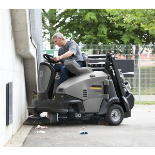 Karcher Ride-on Sweeper (KM 105/110)