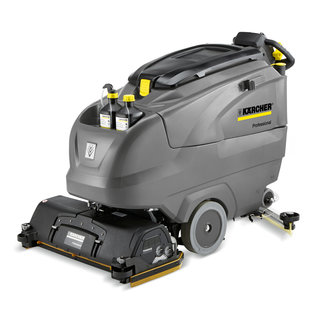 Karcher Large Pedestrian Scrubber Dryer (B120)