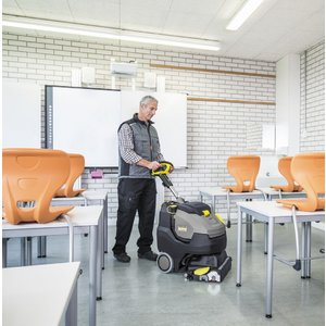 Karcher Small Pedestrian Scrubber Dryer - 450mm