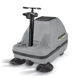 Topfloor Small Ride-on Sweeper