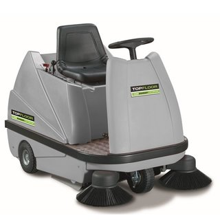 Topfloor Medium Ride-on Sweeper