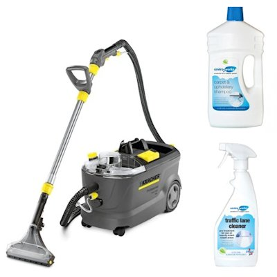Carpet Cleaner Hire Deal